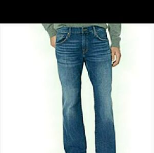 7 for All Mankind Performance Carsen jeans sz 31